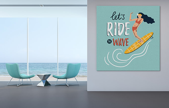 Wave Art - Ride