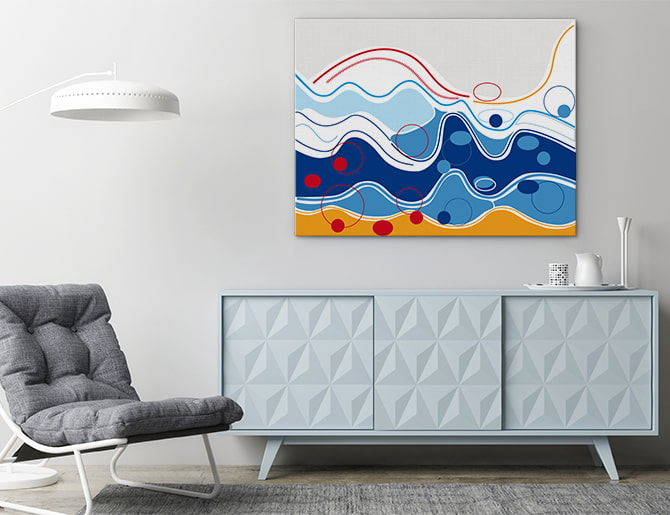 Wave Art - Sea Art