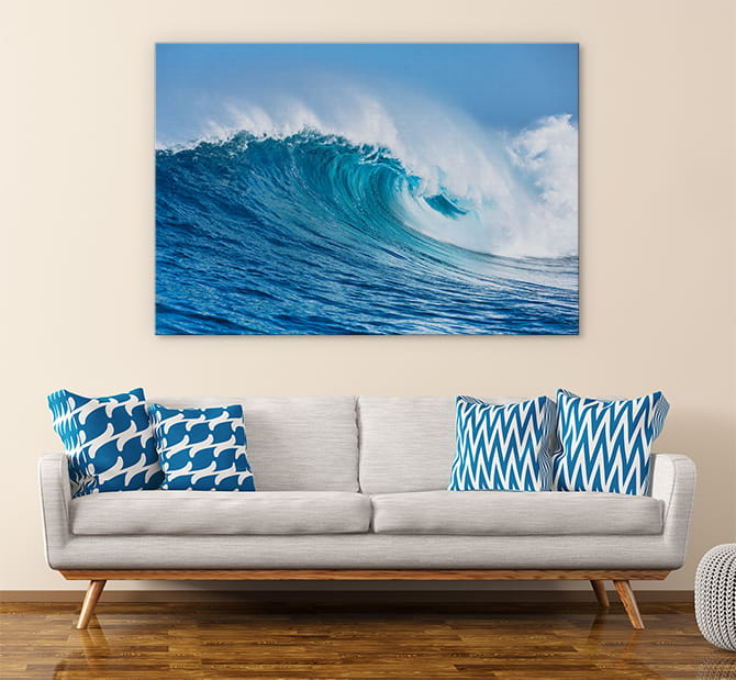 Wave Art - Spray