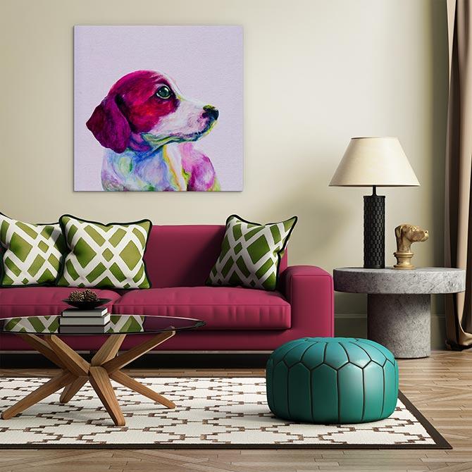 Dog Art - Beagle