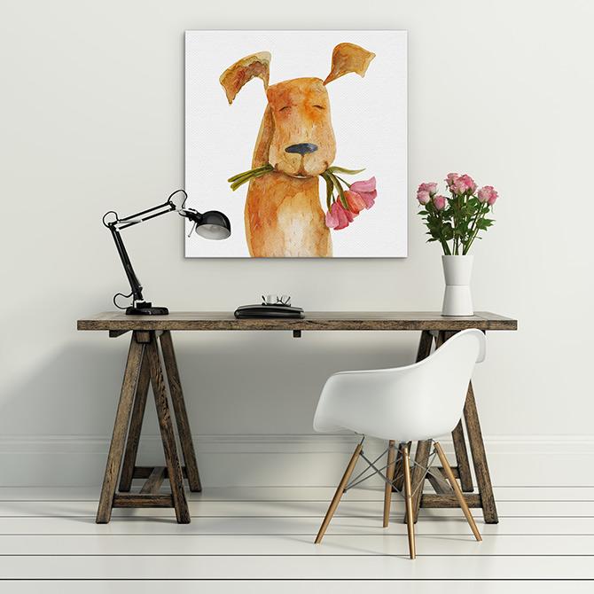 Dog Art - Gift