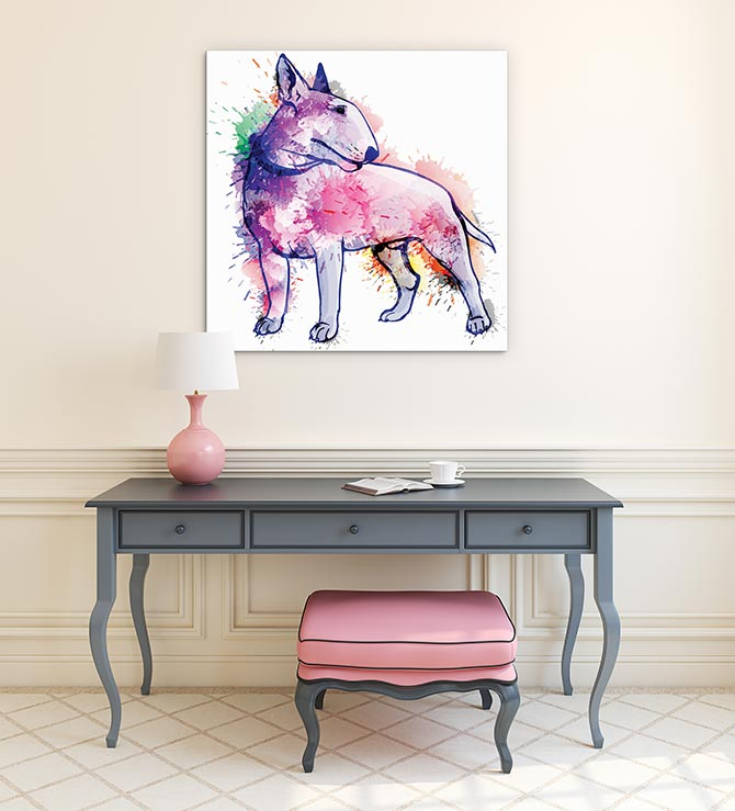 Dog Art - Terrier