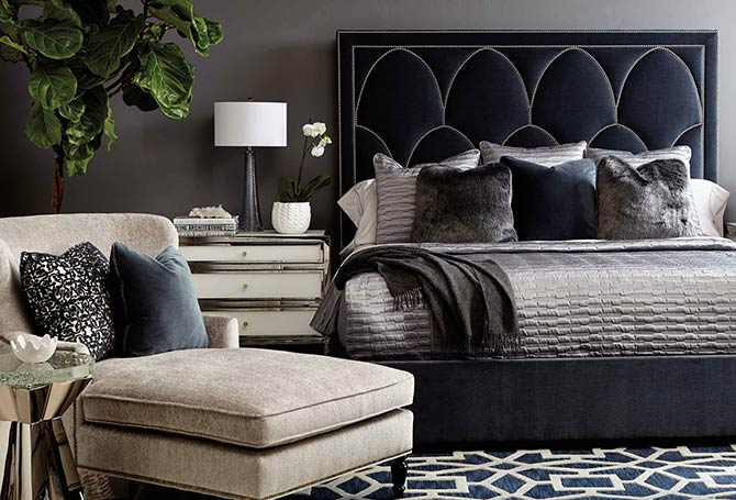decadent master bedroom decor ideas