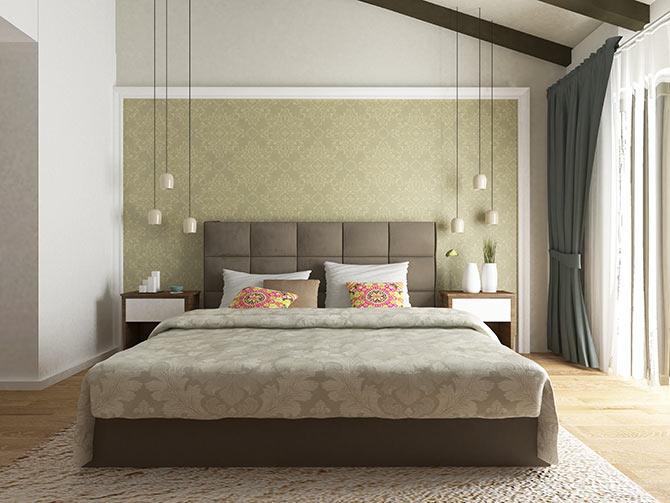 master bedroom decor patterns