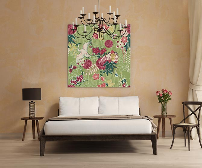 global fusion decor trends
