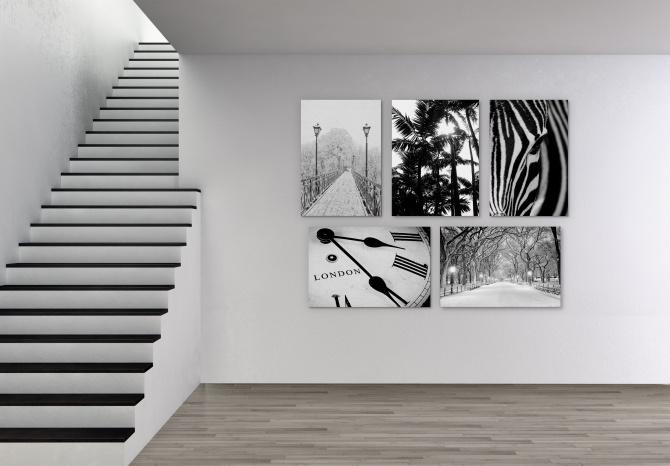 monochrome photography prints