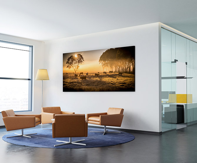corporate art for agriculture offices