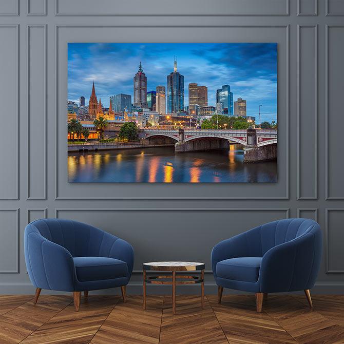 Melbourne corporate art