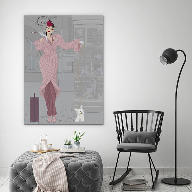 Create the look with interior design apps