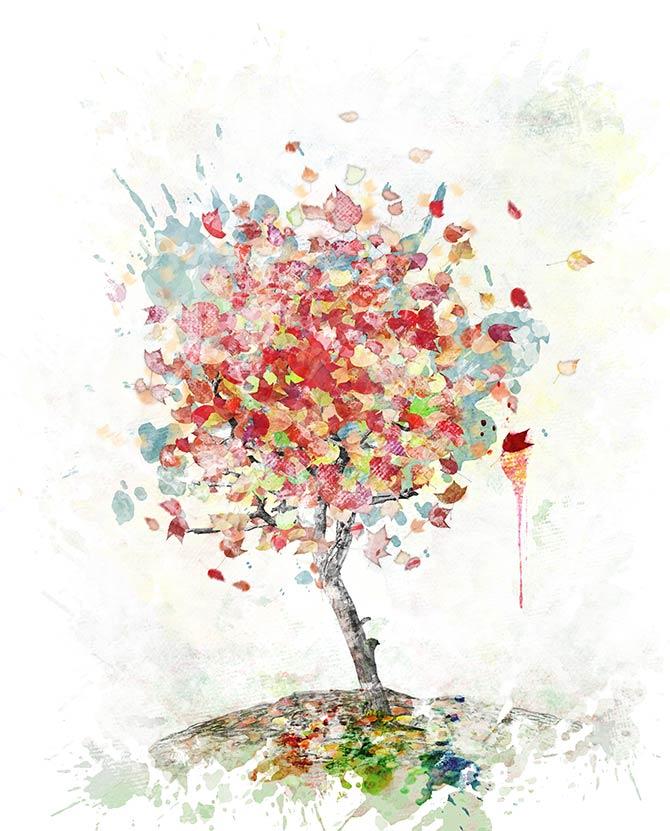 Popular prints for autumn