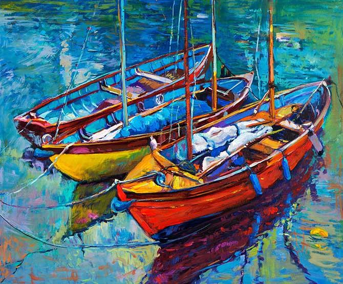 Popular prints impressionist