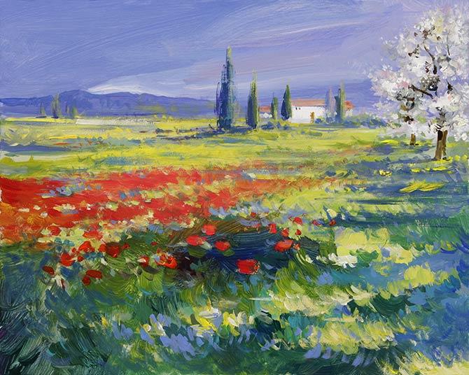 popular prints of landscapes