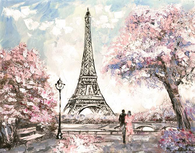 Popular prints of spring