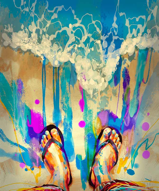 Popular prints for summer