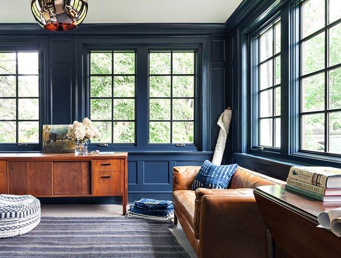 bold interior colour schemes