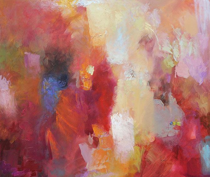 interior colour schemes artwork
