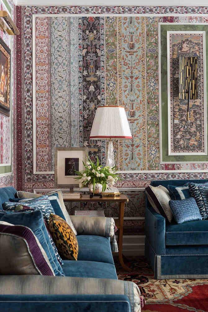 new interior colour schemes