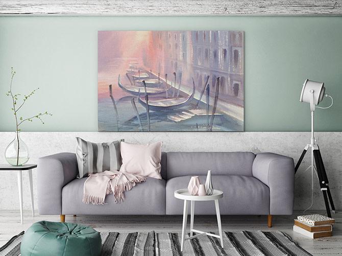 interior colour schemes for the self