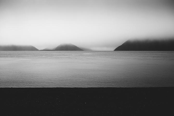 minimalist photography in monochrome