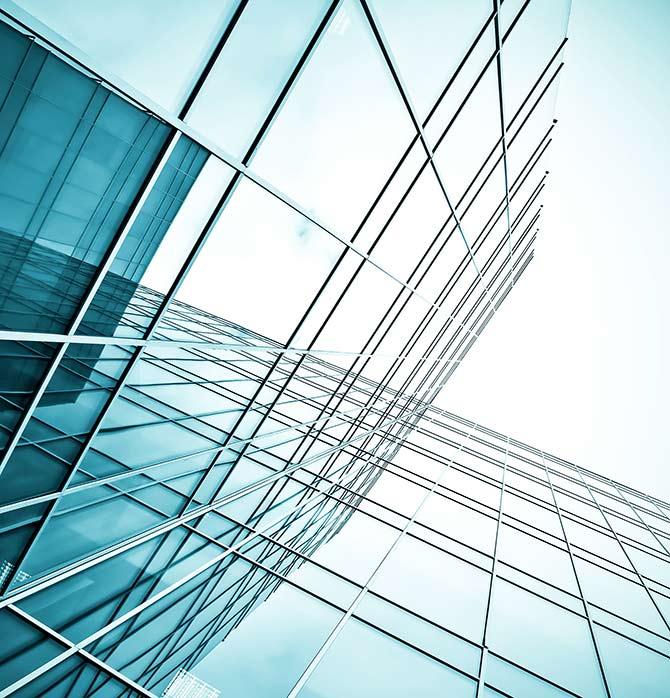 minimalist photography of buildings