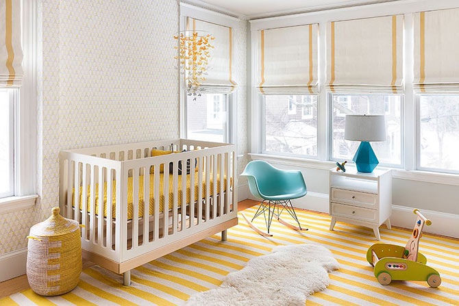 colour combinations for nursery