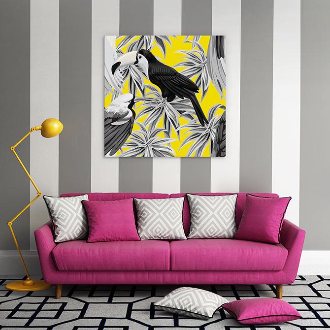 maximalism artwork